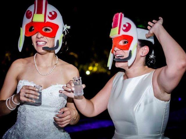 La boda de Claudia y Carmen en Cuernavaca, Morelos 64