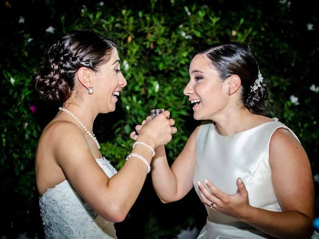 La boda de Claudia y Carmen en Cuernavaca, Morelos 66