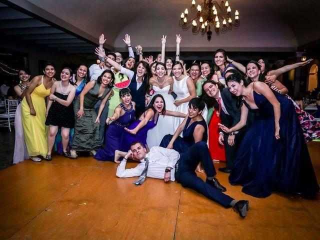 La boda de Claudia y Carmen en Cuernavaca, Morelos 69