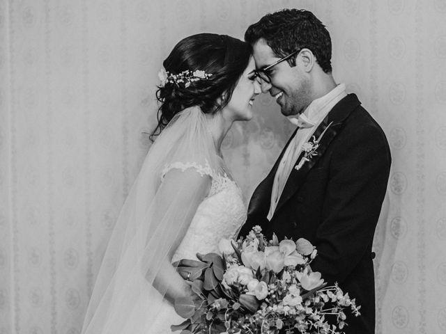 La boda de Alejandra y Juan Pablo