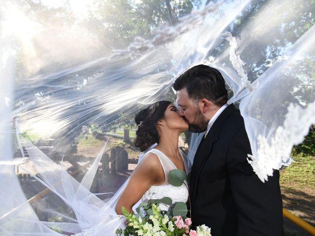 La boda de Danely y Carlos