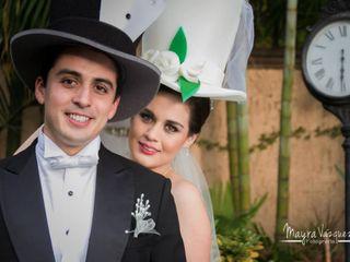 La boda de Mariana y Jorge