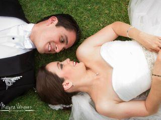 La boda de Mariana y Jorge  3
