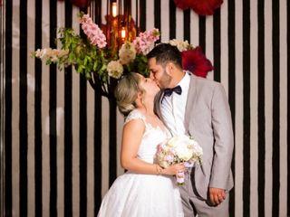 La boda de Nelva  y Roberto