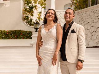La boda de Mariana  y Iván