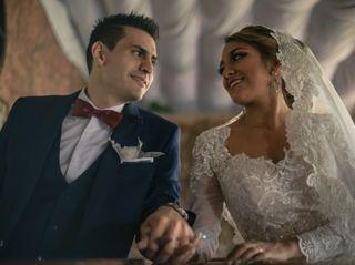 La boda de Rocío y Oswaldo