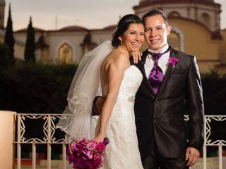 La boda de Sibia y Lázaro