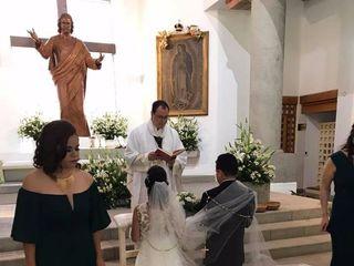 La boda de Carmen  y Erick  1
