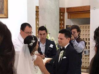 La boda de Carmen  y Erick  2