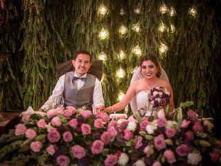 La boda de Nayeli y Franklin