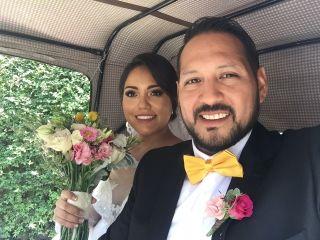 La boda de Iris y Homero 2