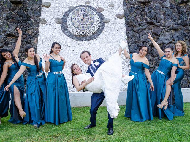 La boda de Itzel y Arturo