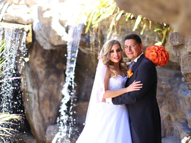 La boda de Daniela y Adrián