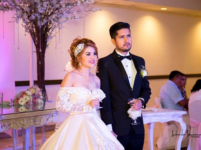 La boda de Mariana y Eduardo