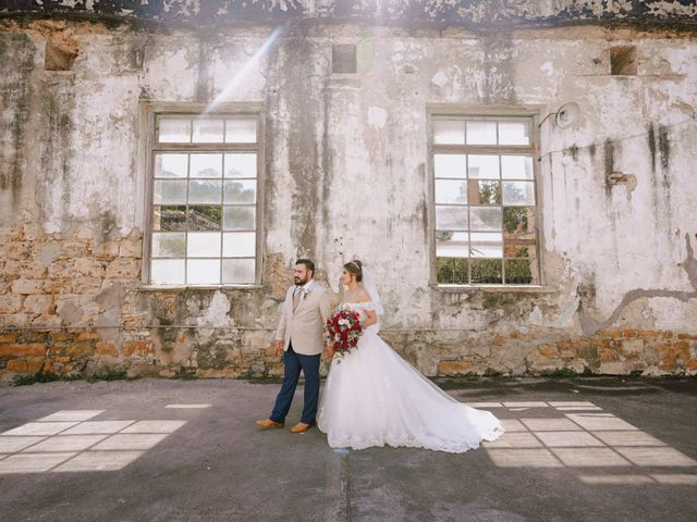 La boda de Lulu y Alfonso