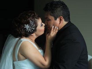 La boda de Rossio  y Julio  2