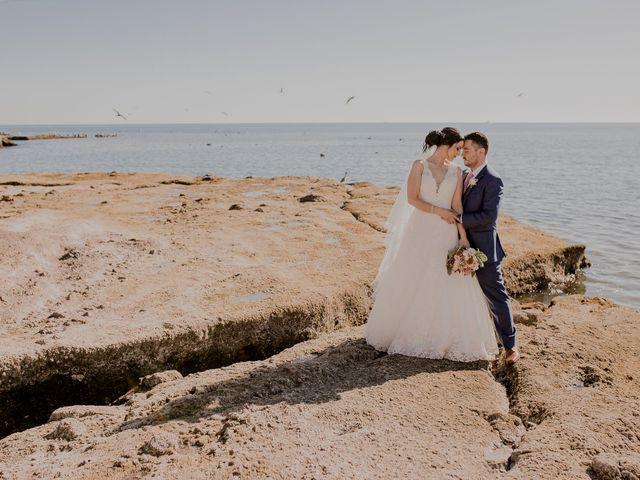 La boda de Adriana y Sebastián