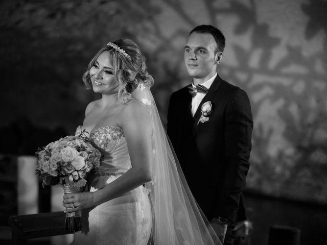 La boda de Adriana y Sebastien