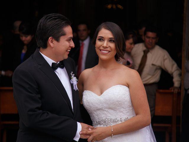 La boda de Minerva y Iván