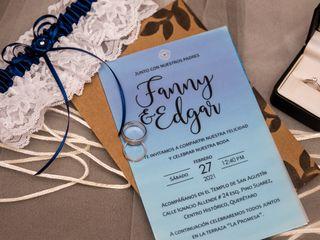 La boda de Esteffani y Edgar 1