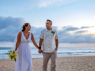 La boda de Alina y Brandon