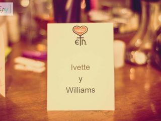 La boda de Iveth y Will 1