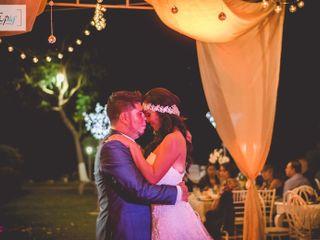 La boda de Iveth y Will