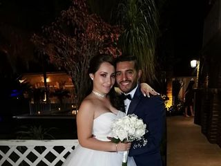 La boda de Yadira  y Juan Pablo 2