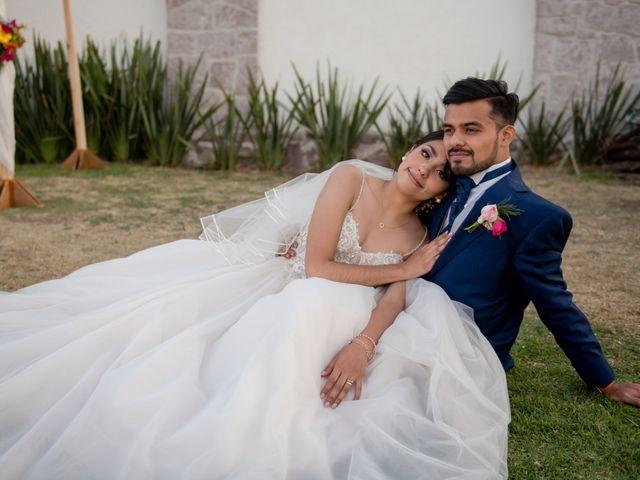 La boda de Esteffani y Edgar