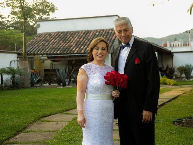 La boda de Gely y Adrián