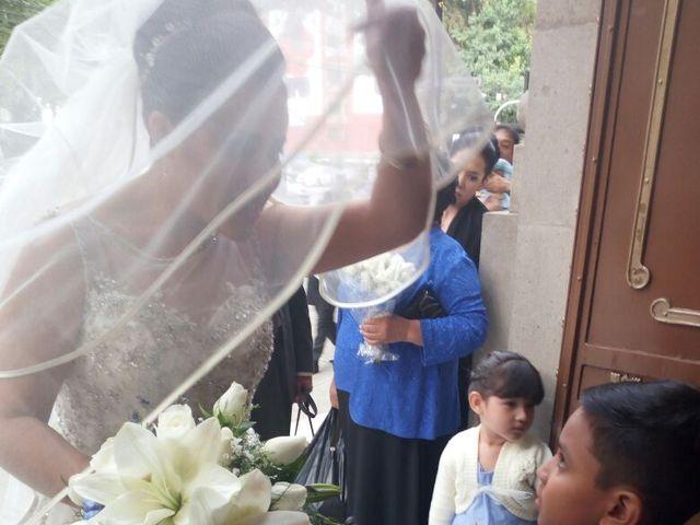 La boda de Ernesto y Brenda en Venustiano Carranza, Ciudad de México 8