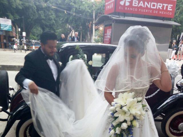 La boda de Ernesto y Brenda en Venustiano Carranza, Ciudad de México 9