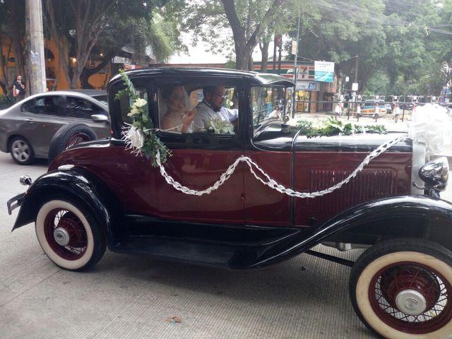 La boda de Brenda y Ernesto
