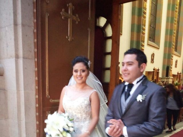 La boda de Ernesto y Brenda en Venustiano Carranza, Ciudad de México 11