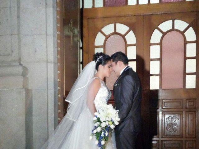 La boda de Ernesto y Brenda en Venustiano Carranza, Ciudad de México 1