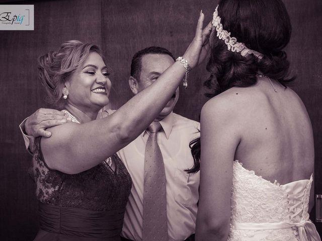 La boda de Will y Iveth en Chiapa de Corzo, Chiapas 15