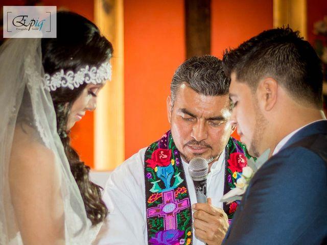 La boda de Will y Iveth en Chiapa de Corzo, Chiapas 32