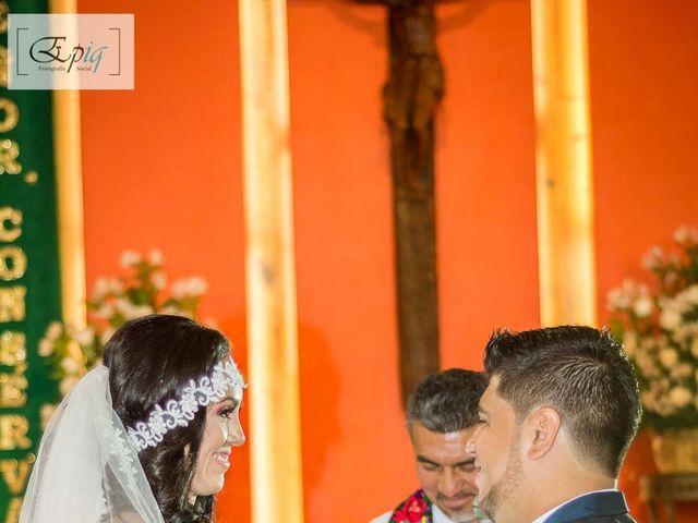 La boda de Will y Iveth en Chiapa de Corzo, Chiapas 33