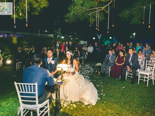 La boda de Will y Iveth en Chiapa de Corzo, Chiapas 49