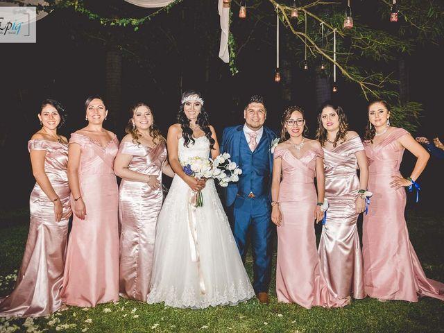 La boda de Will y Iveth en Chiapa de Corzo, Chiapas 58