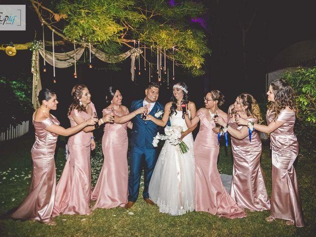 La boda de Will y Iveth en Chiapa de Corzo, Chiapas 59