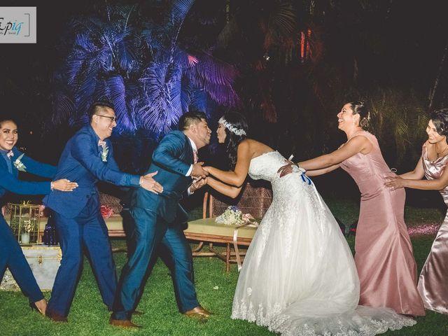 La boda de Will y Iveth en Chiapa de Corzo, Chiapas 60