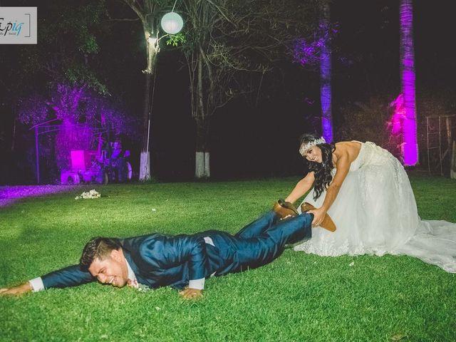 La boda de Will y Iveth en Chiapa de Corzo, Chiapas 2