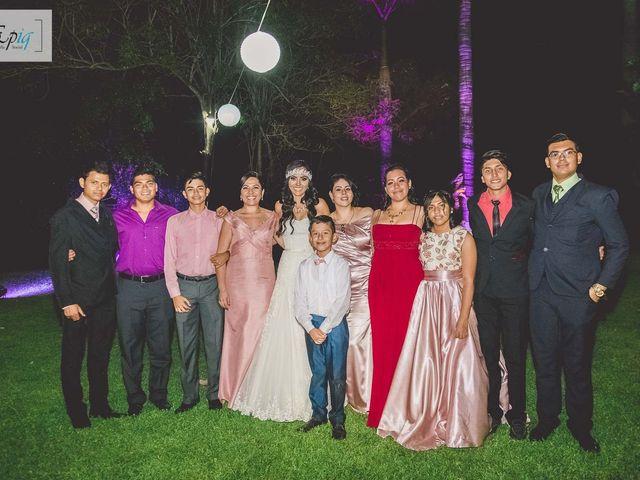 La boda de Will y Iveth en Chiapa de Corzo, Chiapas 66