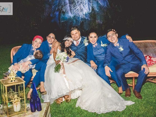 La boda de Will y Iveth en Chiapa de Corzo, Chiapas 67