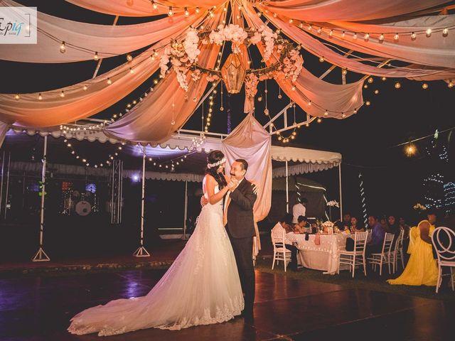 La boda de Will y Iveth en Chiapa de Corzo, Chiapas 79