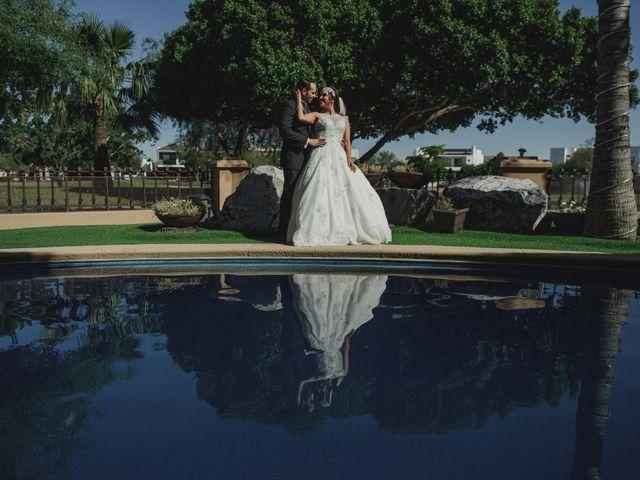 La boda de Fátima y José