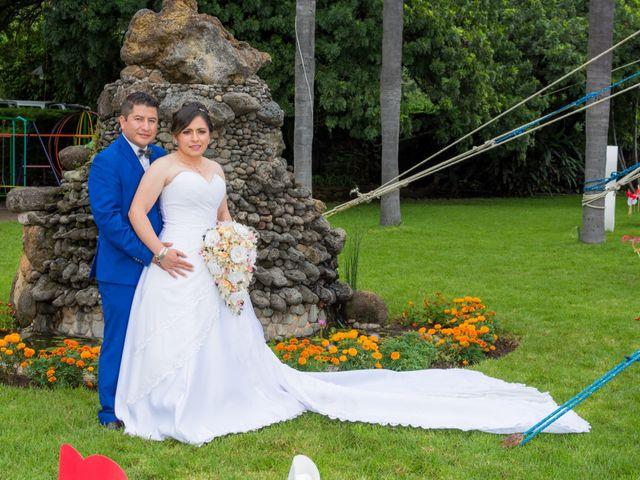 La boda de Jorge y Diana