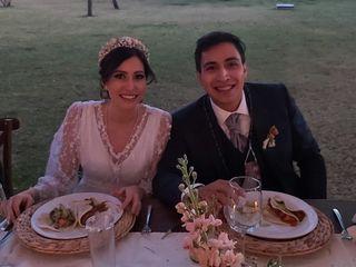 La boda de Carolina  y Luis