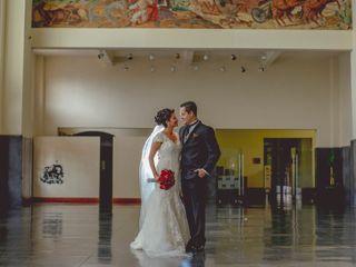 La boda de Lucero y Isaac 2